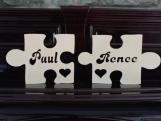 Personalized Puzzle Pieces