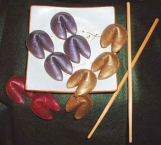 Fortune Cookie Glycerin Soaps - With Fortunes