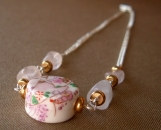 Pretty Pink Necklace