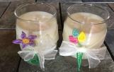 Pure Grace Decorative Soy Candles