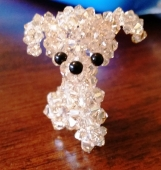 Poodle Charm Free Shipping