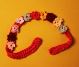 Adjustable Headband for a Girl
