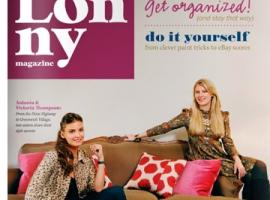 Lonny Magazine Cover