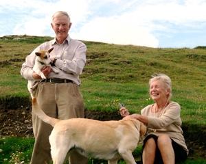 David and Sally Shaw-Smith