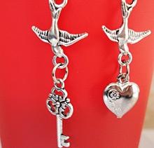 Lovebirds Earringsunder $10.00, Valentine's Day
