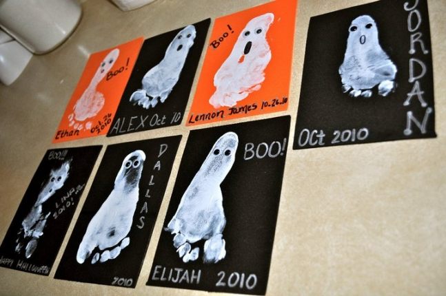 Halloween wall decor