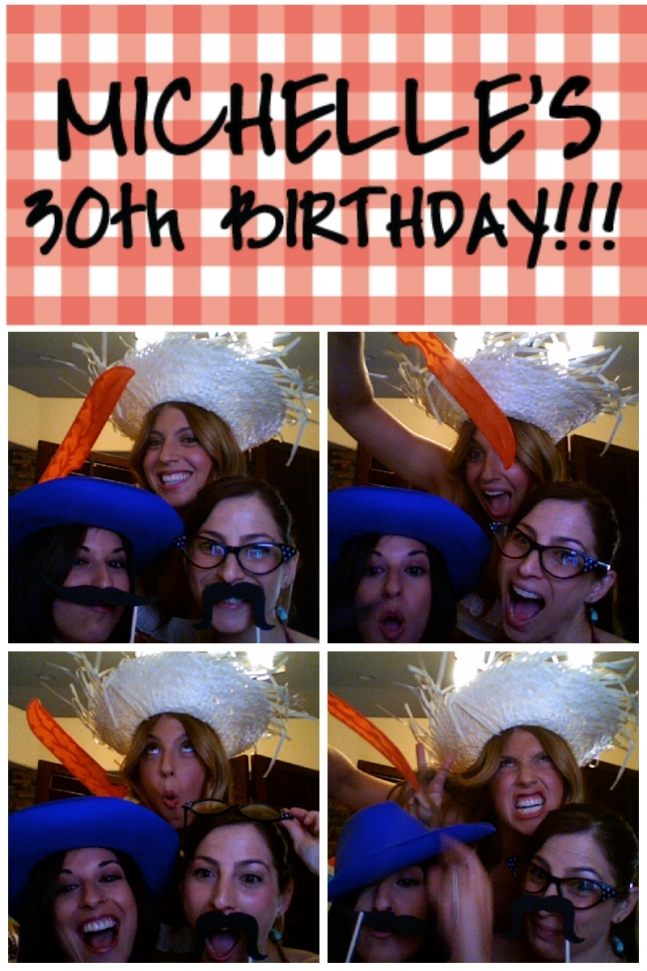 Fun 30th Birthday Photos.