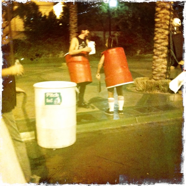 red plastic cup costumes