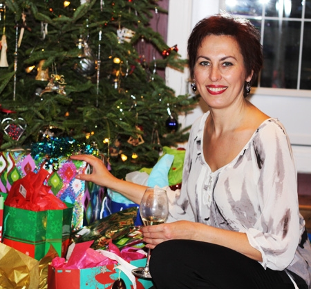 Christmas Interview with Elena Brakhnova from Craft Boutique.