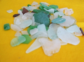Natural Seaglass