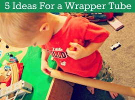 5 ideas for a wrapper tube