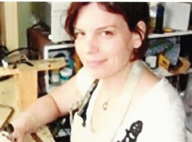 Andree from Silver Workshop, Jewelry Designer.