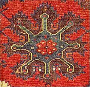 Turkmen Mosque Rug