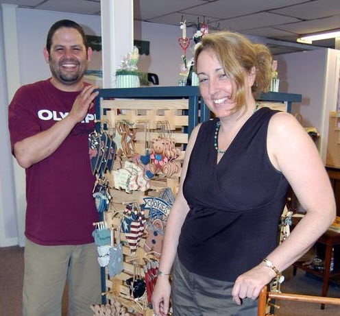 Owners of Hidden Treasures, Carver MA.