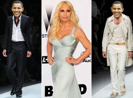 Versace Obama Fashion Collection.