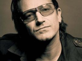 Bono in sunglasses