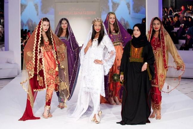 Muscat Fashion Week.