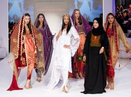Muscat Fashion Week.