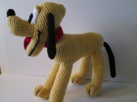 crochet pluto