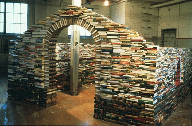 Book structure by Tom Bendtsen.