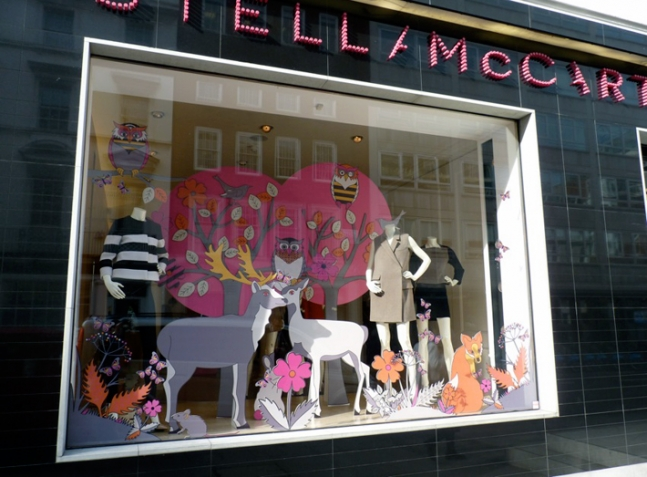 Stella McCartney Window Set.