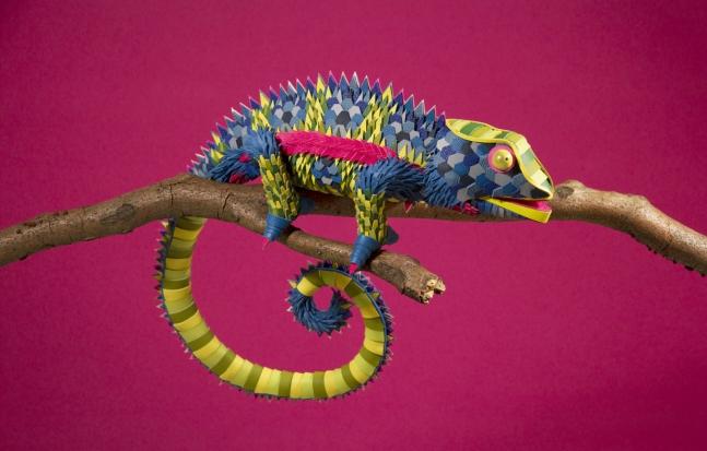 Paper Lizard.