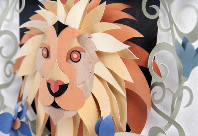 Paper Lion.