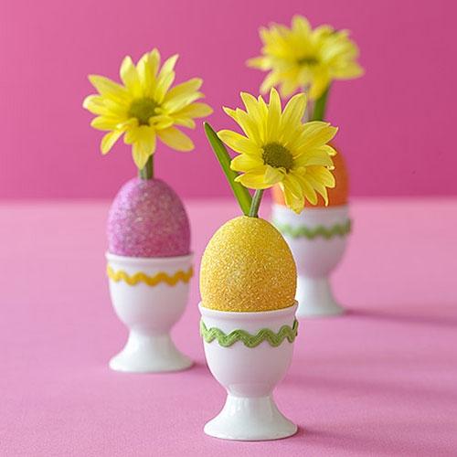 Easter Egg Vase.