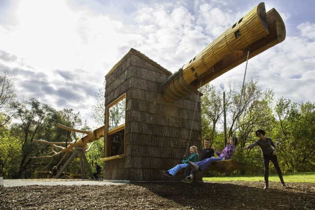 Cool Playground.