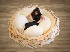 Giant Bird Nest.