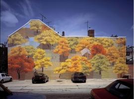 Wall Murals by David Guinn.