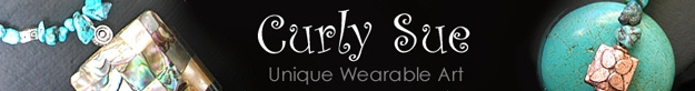 Unique wearable Art - One of a kind jewellery pieces handcrafted in Australia