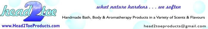 Soaps, Lip Balms, Lotion Sticks, Bath Salts, Tub Truffes, Bath & Body