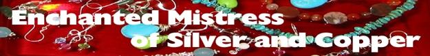 Unique Sterling Silver and Copper Jewelry