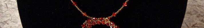 Hand Beaded/ Hand Sewn Jewelry