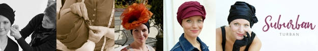 Millinery - stylish hats made in Britain