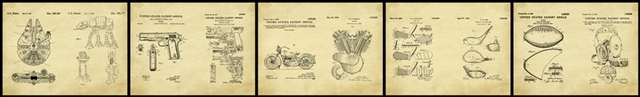 U.S. Patent Art