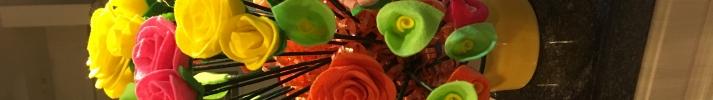 Brooch/Bows/Candy Bouquet/Flower Arrangement