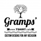 Gramps Tshirt Cafe