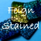 Feign Stained by Judith Signoriello