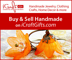 Buy & Sell Handmade on iCraftGifts.com